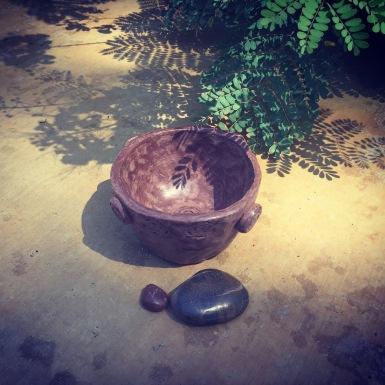 Terracotta Herb Pot
