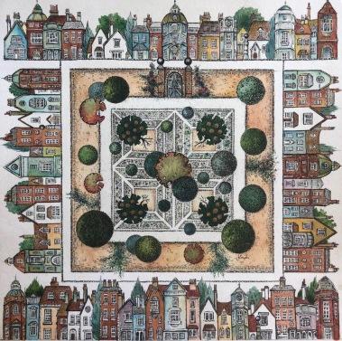London Garden Square